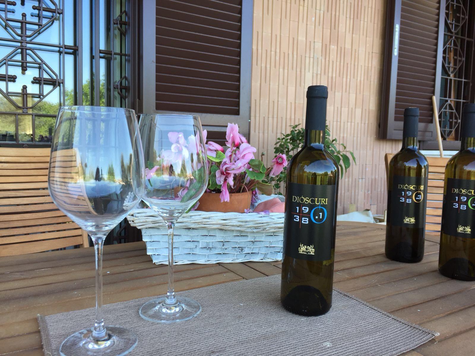 Falanghina by Dioscuri - Italian wines