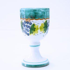 Ceramic Wine Glass